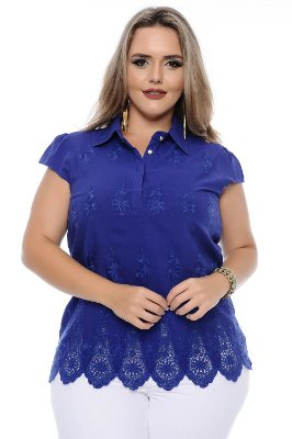 Blusa Plus Size Rebeca