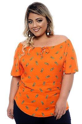 Blusa Plus Size Carmela