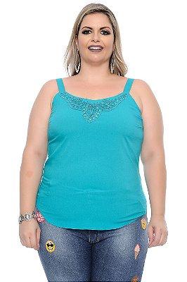 Blusa Plus Size Nathalia