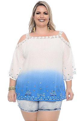 Blusa Plus Size Thaynara