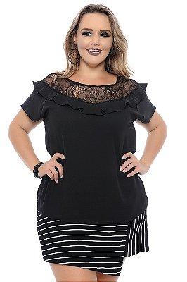Blusa Plus Size Bety