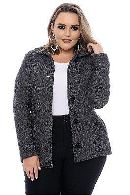 Casaco Plus Size Heloisa