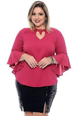 Blusa Plus Size Marilia