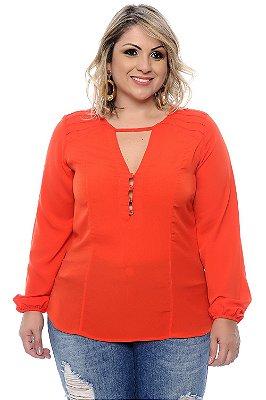 Blusa Plus Size Eva
