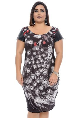 Vestido Plus Size Kerry