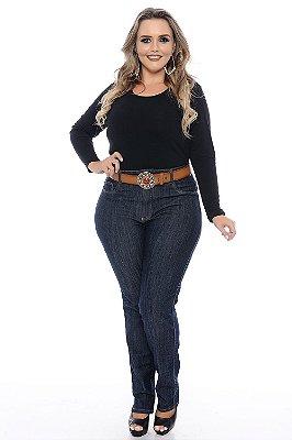 Calça Plus Size Skinny