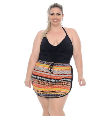 Saia Plus Size Paige