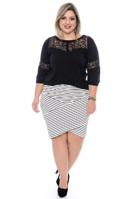 Saia Plus Size Martha