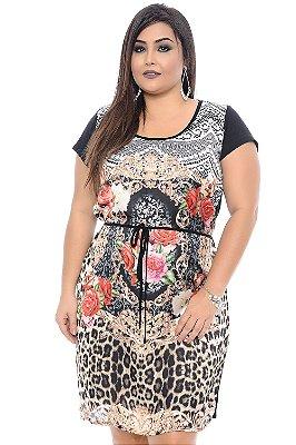 Vestido Plus Size Gardot
