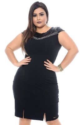 Vestido Plus Size Andrews