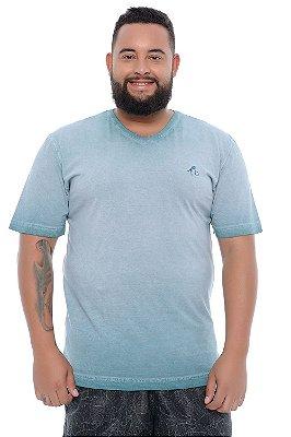 Camiseta Masculina Plus Size Gabriel