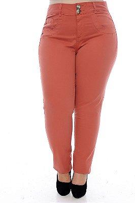 Calça Skinny Plus Size Katharine