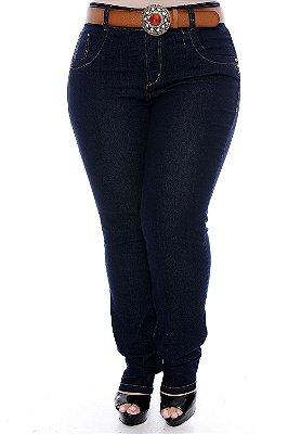Calça Skinny Plus Size Wendell