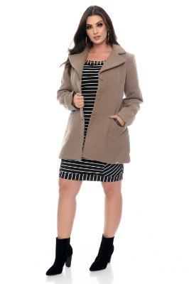 Casaco Plus Size Anne