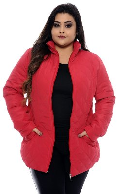 Casaco Plus Size Louisa