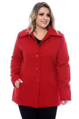 Casaco Plus Size Shelley
