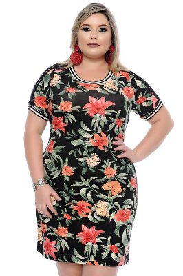 Vestido Plus Size Antonela