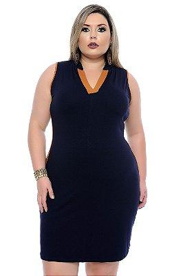 Vestido Plus Size Agnes