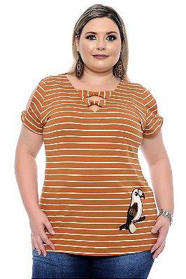 Blusa Plus Size Mirela