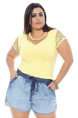 Shorts Plus Size Maya