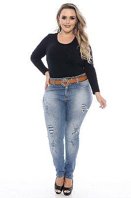 Calça Plus Size Dara