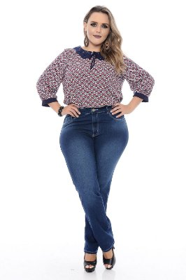 Calça Plus Size Kate