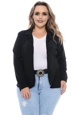 Blazer Plus Size Jane