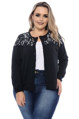 Cardigan Plus Size Nivea