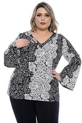 Blusa Plus Size Taiane