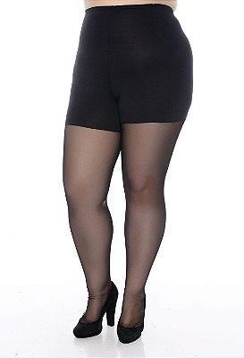 Meia-Calça Modeladora Plus Size Janaina