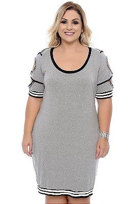 Vestido Plus Size Samara