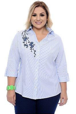 Camisa Plus Size Amber