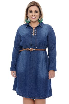 Vestido Plus Size Marcy