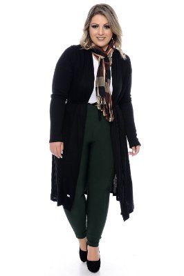 Cardigan Plus Size Madah