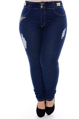 Calça Jeans Plus Size Xena