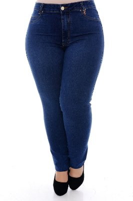 Calça Jeans Plus Size Galena