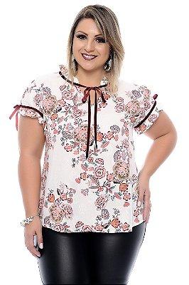 Blusa Plus Size Gorete
