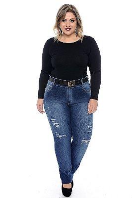 Calça Plus Size Suzana