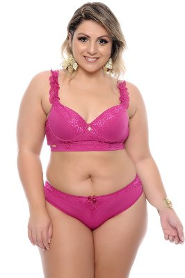 Lingerie Plus Size Patti