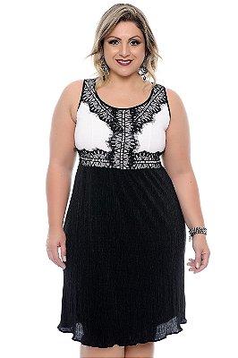 Vestido Plus Size Lenice