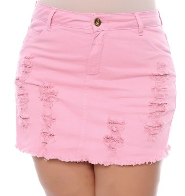 Shorts Saia Plus Aramis
