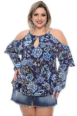 Blusa Plus Size Bibi