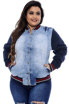 Bomber Jeans Plus Size Fontana