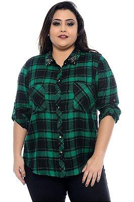 Camisa Plus Size Gláucia