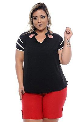 Blusa Plus Size Neuma