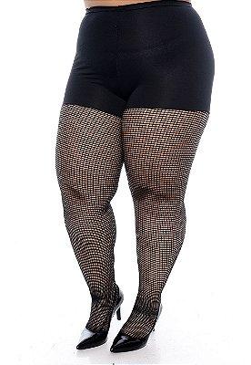 Meia-Calça Modeladora Plus Size Jack
