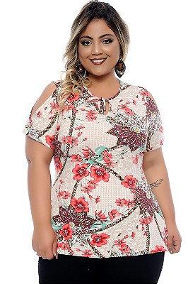 Blusa Plus Size Sula