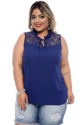Regata Plus Size Elma