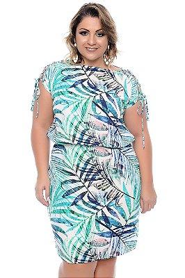 Vestido Plus Size Dunean