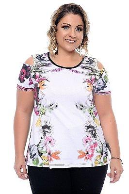 Blusa Plus Size Katny